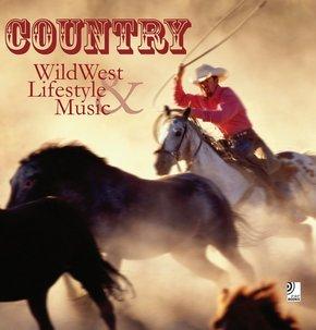 Country, Bildband u. 4 Audio-CDs