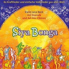 Siya Bonga, Liederbuch u. 2 Audio-CDs