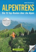 Alpentreks, m. CD-ROM