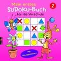 Mein erstes Sudoku-Buch für die Vorschule - Tl.2