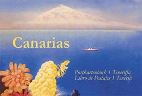 Canarias, Postkartenbuch: Teneriffa; Tenerife; Tl.1