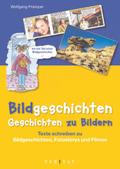 Bildgeschichten - Geschichten zu Bildern, m. CD-ROM