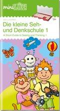 miniLÜK: Die kleine Seh- und Denkschule - Tl.1