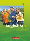 English G 21, Ausgabe D: 6. Schuljahr, Schülerbuch; Bd.2