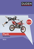 Duden Physik, Ausgabe Gymnasium Berlin: 9./10. Klasse, Lehrbuch