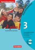 À plus!: Schulaufgabentrainer, m. Audio-CD (Für Bayern); Bd.3