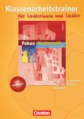 Fokus Mathematik, Gymnasium, Ausgabe N: 6. Schuljahr, Klassenarbeitstrainer für Schülerinnen und Schüler