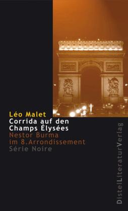 Corrida auf den Champs-Elysees