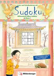 Lesen- und Schreibenlernen mit Sudoku, Klasse 1