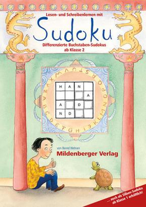 Lesen- und Schreibenlernen mit Sudoku, Klasse 2
