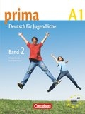 Prima - Deutsch für Jugendliche/junge Erwachsene: Schülerbuch; Bd.2