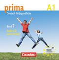 Prima - Deutsch für Jugendliche/junge Erwachsene: Audio-CD zum Lehrbuch; Bd.2