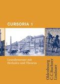 Cursoria: Leseabenteuer mit Herkules und Theseus; Tl.1