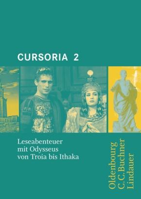 Cursoria: Leseabenteuer mit Odysseus von Troja bis Ithaka; Tl.2