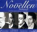 Das große Novellen Hörbuch, 8 Audio-CDs