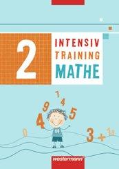 Intensivtraining Mathe, Arbeitsheft - Tl.2