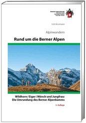 Alpinwandern Rund um die Berner Alpen