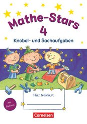 Mathe-Stars - Knobel- und Sachaufgaben - 4. Schuljahr