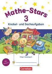 Mathe-Stars - Knobel- und Sachaufgaben - 3. Schuljahr