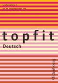 topfit Deutsch, Neuausgabe: Lesekompetenz für die Jahrgangsstufen 7/8 - H.2