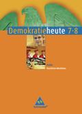 Demokratie heute, Realschule Nordrhein-Westfalen: 7./8. Schuljahr