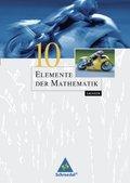 Elemente der Mathematik, Ausgabe Sachsen: 10. Schuljahr
