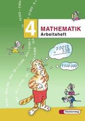 Mathematik-Übungen, Arbeitshefte (2006): Arbeitsheft 4