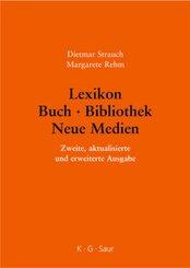 Lexikon Buch, Bibliothek, Neue Medien