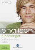 audio englisch - für Anfänger, Audio-CD