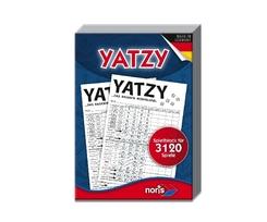 Knubbel / Yatzy, Extradicker Spielblock für 3120 Spiele (Spiel-Zubehör)