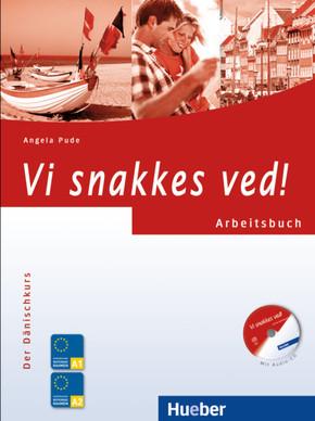 Vi snakkes ved!: Arbeitsbuch, m. Audio-CD
