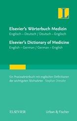 Elsevier's Wörterbuch Medizin, Englisch-Deutsch / Deutsch-Englisch; Elsevier's Dictionary of Medicine, English-German /