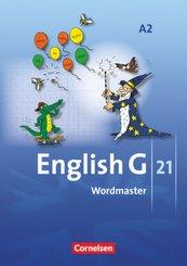 English G 21 - Ausgabe A - Band 2: 6. Schuljahr