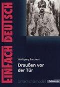 Wolfgang Borchert 'Draußen vor der Tür'