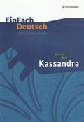 Christa Wolf 'Kassandra'