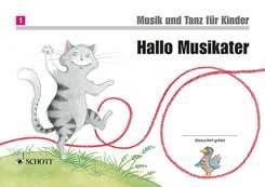 Musik und Tanz für Kinder, Neuausgabe: Hallo Musikater