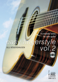 Easy Fingerstyle, m. Audio-CD - Vol.2
