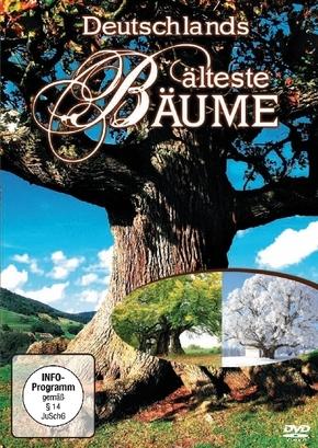 Deutschlands älteste Bäume, DVD