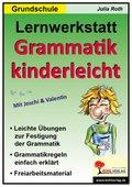 Lernwerkstatt 'Grammatik kinderleicht'