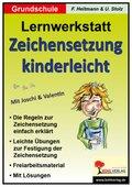 Lernwerkstatt 'Zeichensetzung kinderleicht', Grundschule