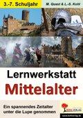 Lernwerkstatt Mit dem Fahrrad ins Mittelalter
