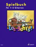 Los geht's!, Spielbuch für 1-3 Gitarren