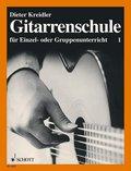 Gitarrenschule für Einzel- oder Gruppenunterricht - Bd.1