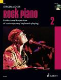 Rock Piano, m. Audio-CD - Tl.2