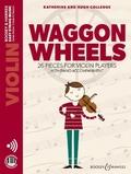 Waggon Wheels, für Violine u. Klavier, Spielpartitur u. Einzelstimme