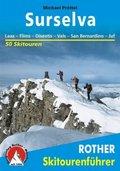 Rother Skitourenführer Surselva
