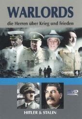 Warlords, die Herren über Krieg und Frieden, DVD-Videos: Hitler & Stalin, 1 DVD