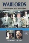 Warlords, die Herren über Krieg und Frieden, DVD-Videos: Churchill & Stalin, 1 DVD