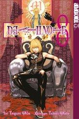 Death Note - Bd.8