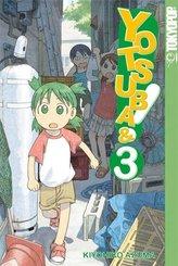 Yotsuba&! - Bd.3